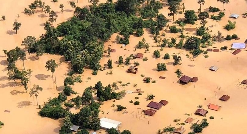Hundreds dead, thousands displaced - Laos dam bust. | News by The Thaiger