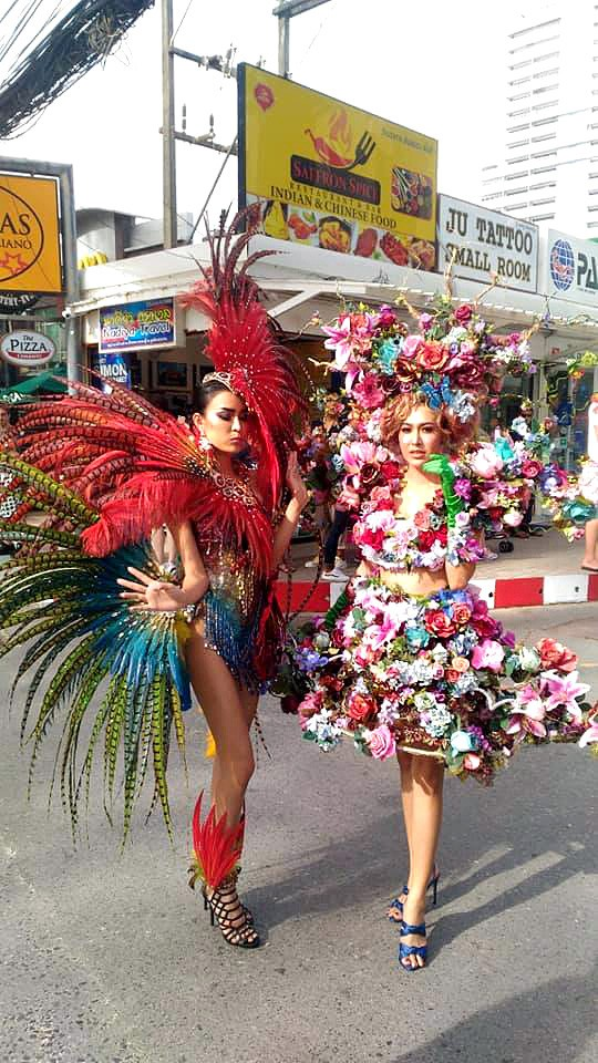 Phuket hosts Miss Grand Thailand Carnival | News by Thaiger