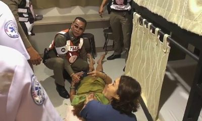 French woman saved from jumping off Phetchaburi guest house roof | The Thaiger