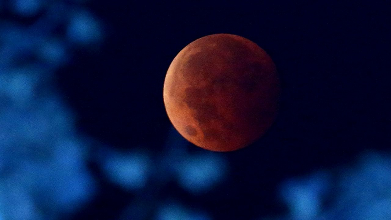Longest total lunar eclipse of the century will occur on July 27