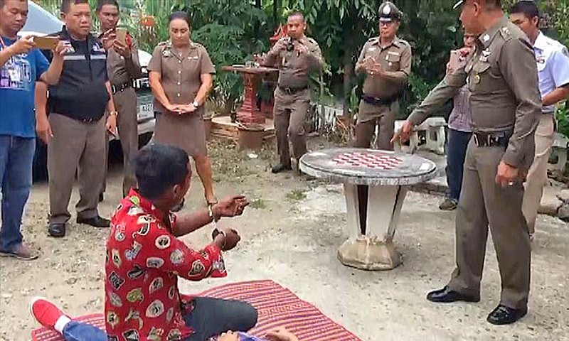 Chiang Mai: Governor visits 74 year old rape victim | News by The Thaiger