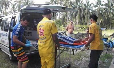 Chon Buri: Cambodian woman cuts off Thai husband's penis   The Thaiger