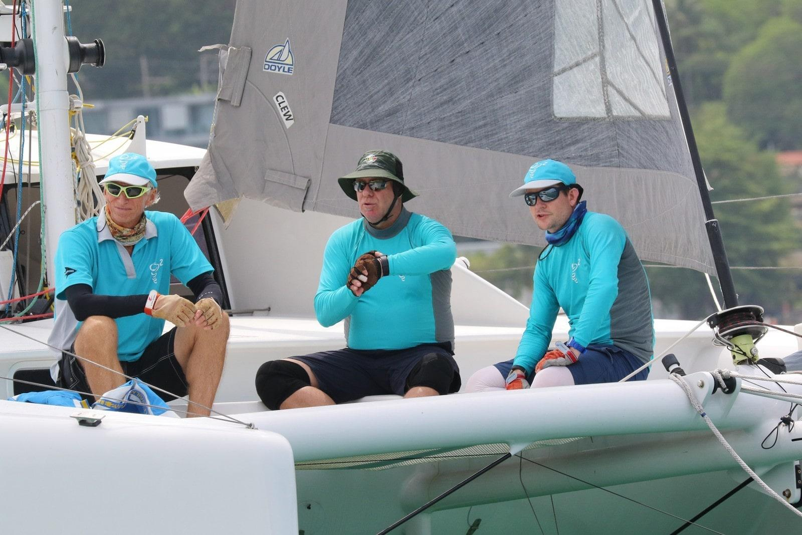 Multihull Solutions Regatta wraps up with 'Fugazi' claiming top honours | The Thaiger