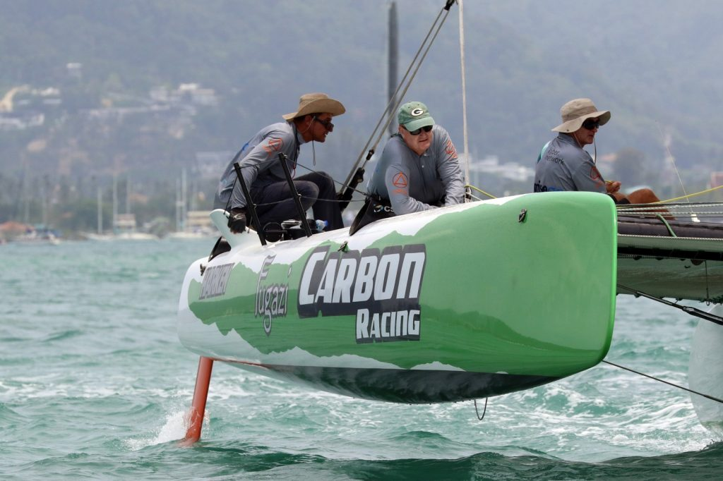Multihull Solutions Regatta wraps up with 'Fugazi' claiming top honours | News by Thaiger