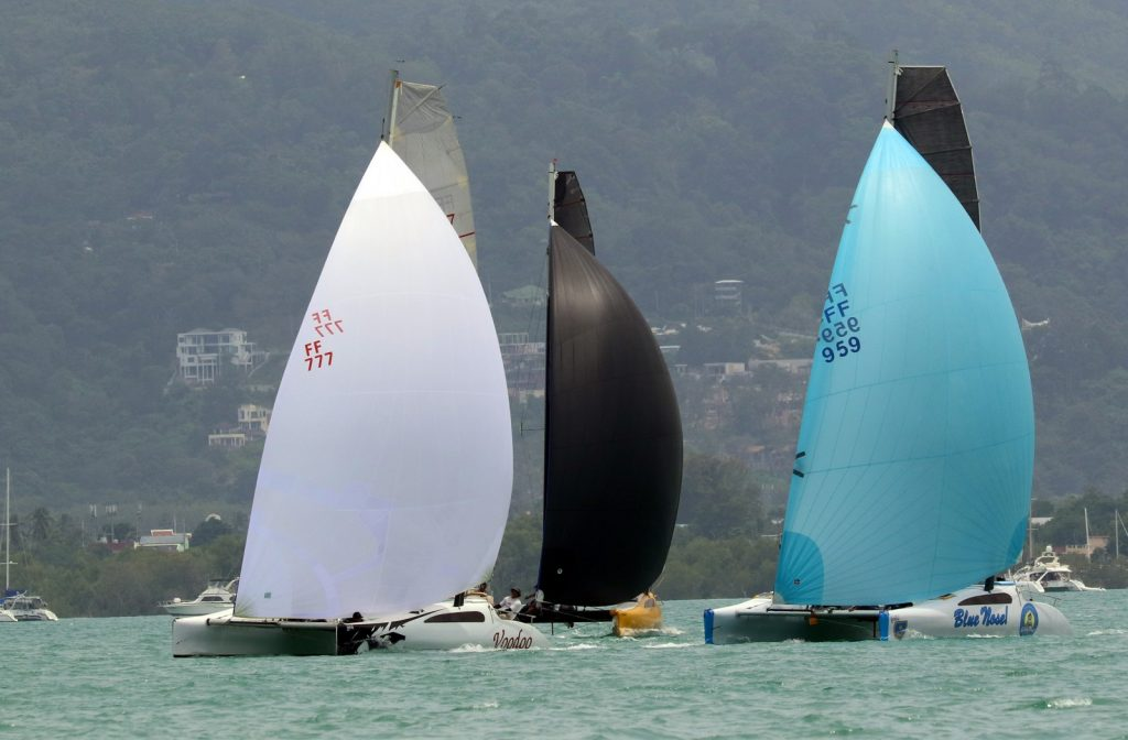 Multihull Solutions Regatta wraps up with 'Fugazi' claiming top honours | News by The Thaiger