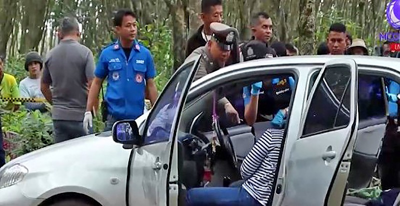 Father and mother found in Trang murder-suicide   The Thaiger