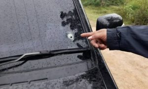 Lucky amulet or lousy shot? Cha-am man escapes gun attack. | News by Thaiger