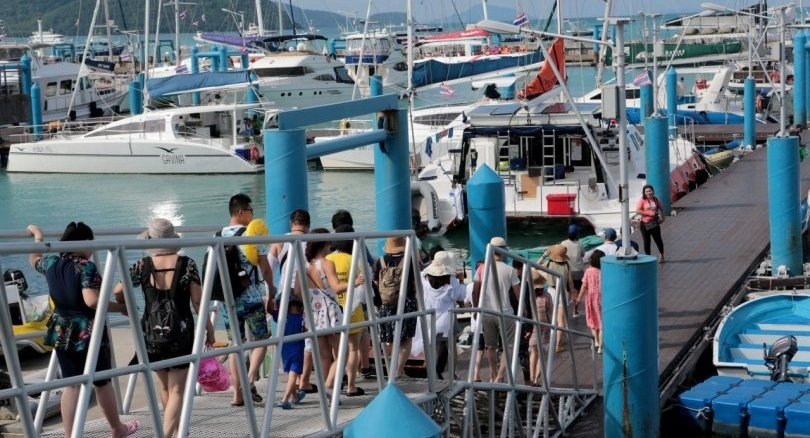 Phuket boat sinking 'unlikely to hamper tourism' | The Thaiger