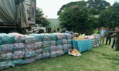 Sing Buri and Chiang Rai – major drug busts | The Thaiger