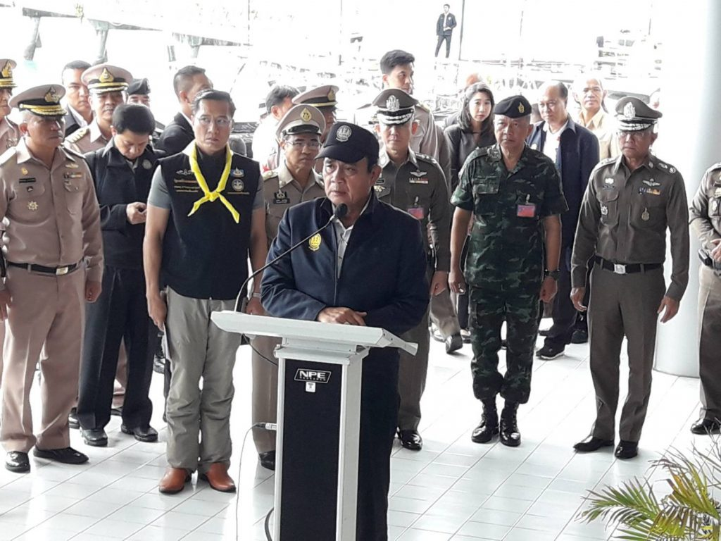 PM visits Phuket to insist on better boat safety | News by The Thaiger