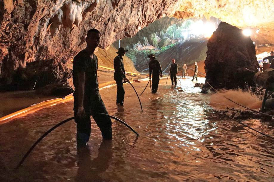 Chiang Rai: The rescue is on | The Thaiger