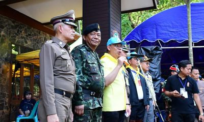 Chiang Rai: A long and winding rescue ahead | The Thaiger