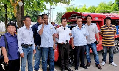 Chiang Mai: Songtaew drivers bully a Grab car driver | The Thaiger