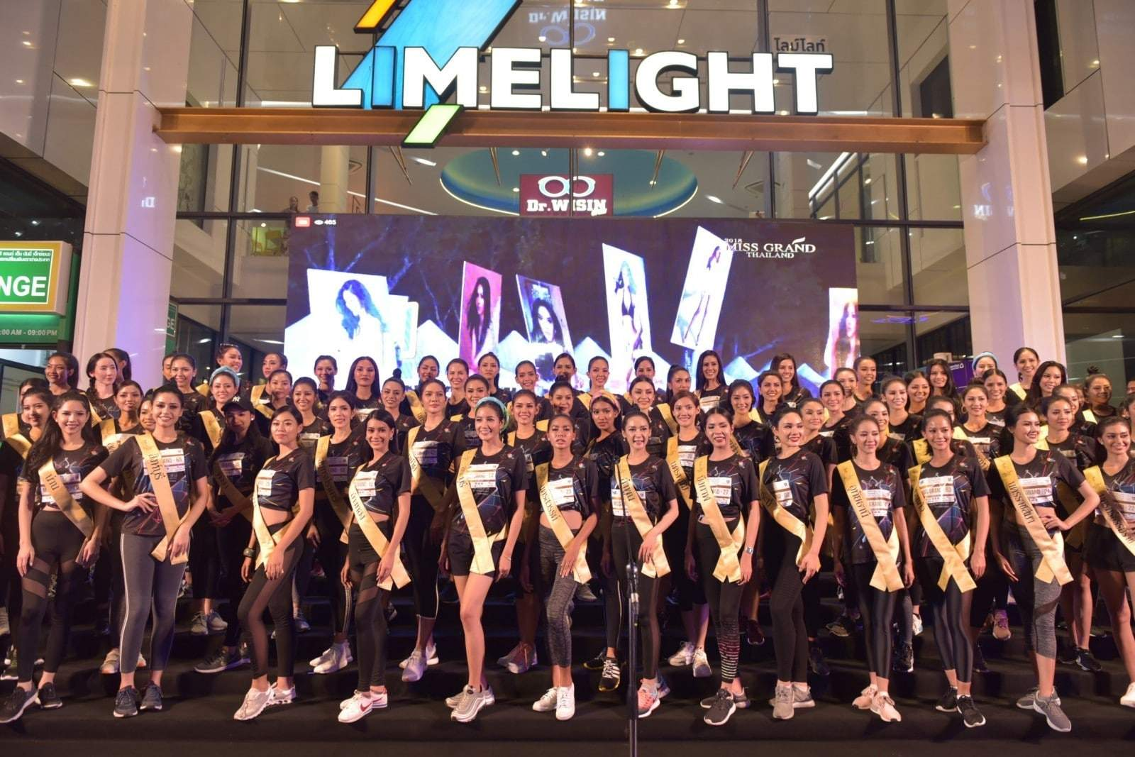 Miss Grand Thailand 2018 Charity Night Run Phuket by Limelight | The Thaiger