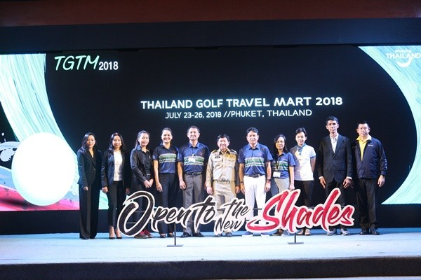 Thailand Golf Travel Mart 2018 being held in Phuket | The Thaiger