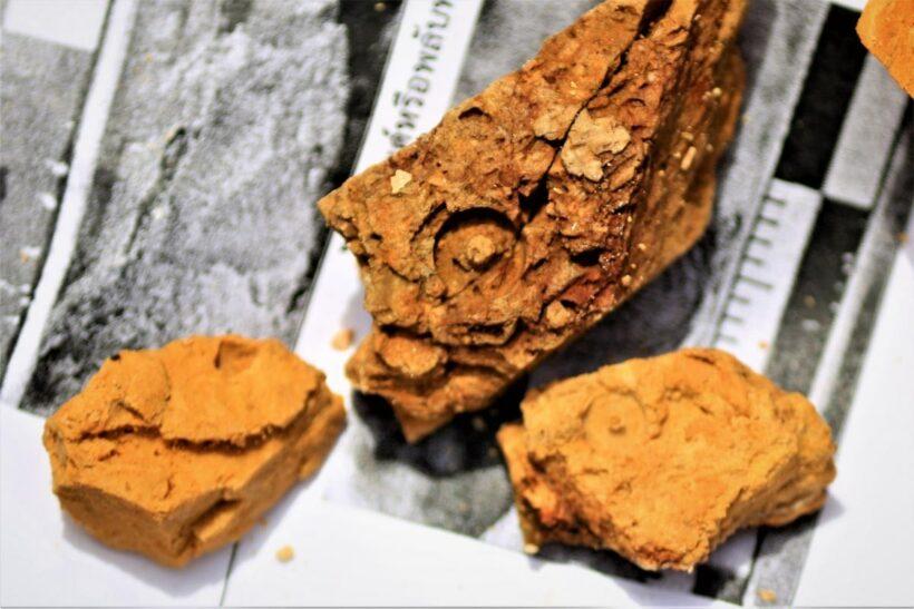 พบซากฟอสซิล ที่บริเวณเขาอ่าวน้ำ จ.กระบี่ อายุราว 290 ล้านปี | The Thaiger