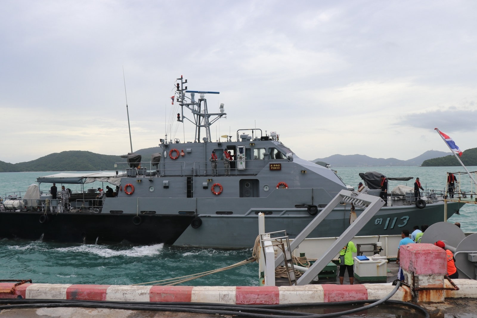 Phuket boat disaster toll: 43 dead, 4 remain missing | The Thaiger