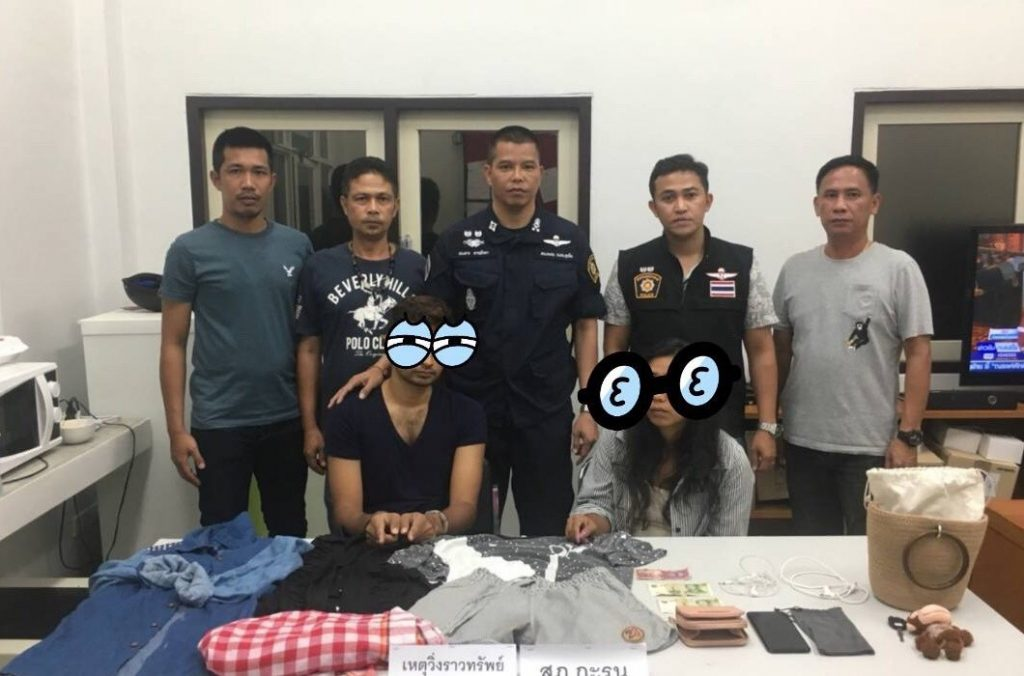 Pakistani and Indian bag snatchers arrested   News by Thaiger