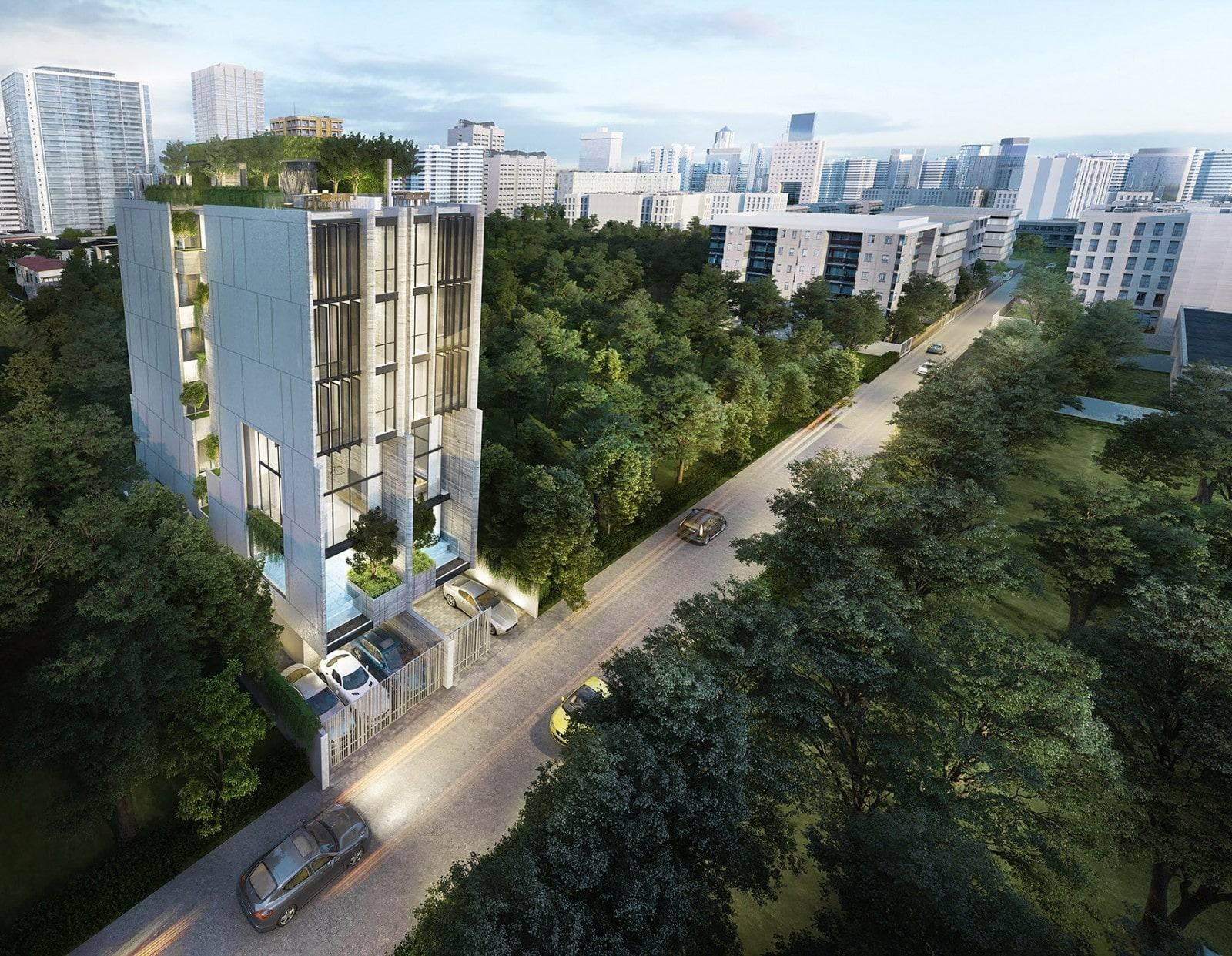 Habitat Group launches three projects valued at 3 billion baht | The Thaiger