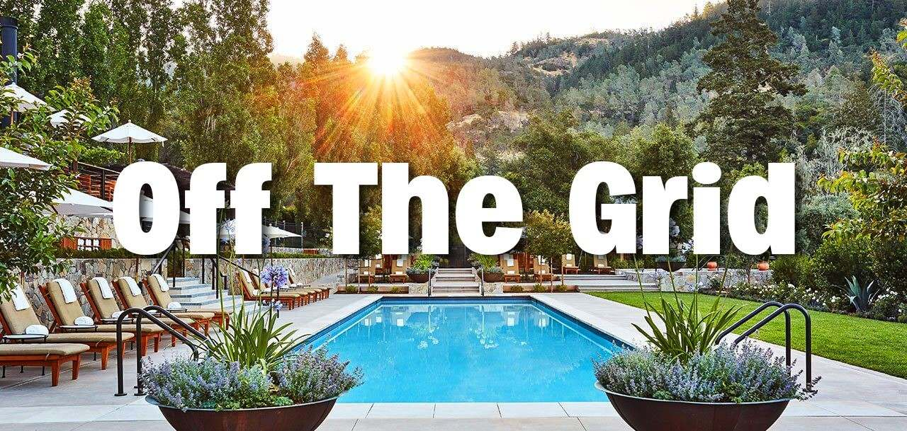 World's Top 10 off-grid hotel stays | The Thaiger