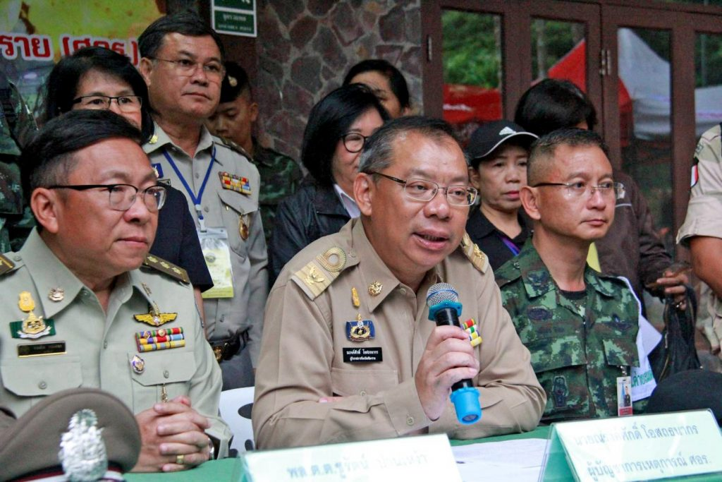 Chiang Rai: The Mu Pa boys are on their way out - Governor | News by The Thaiger