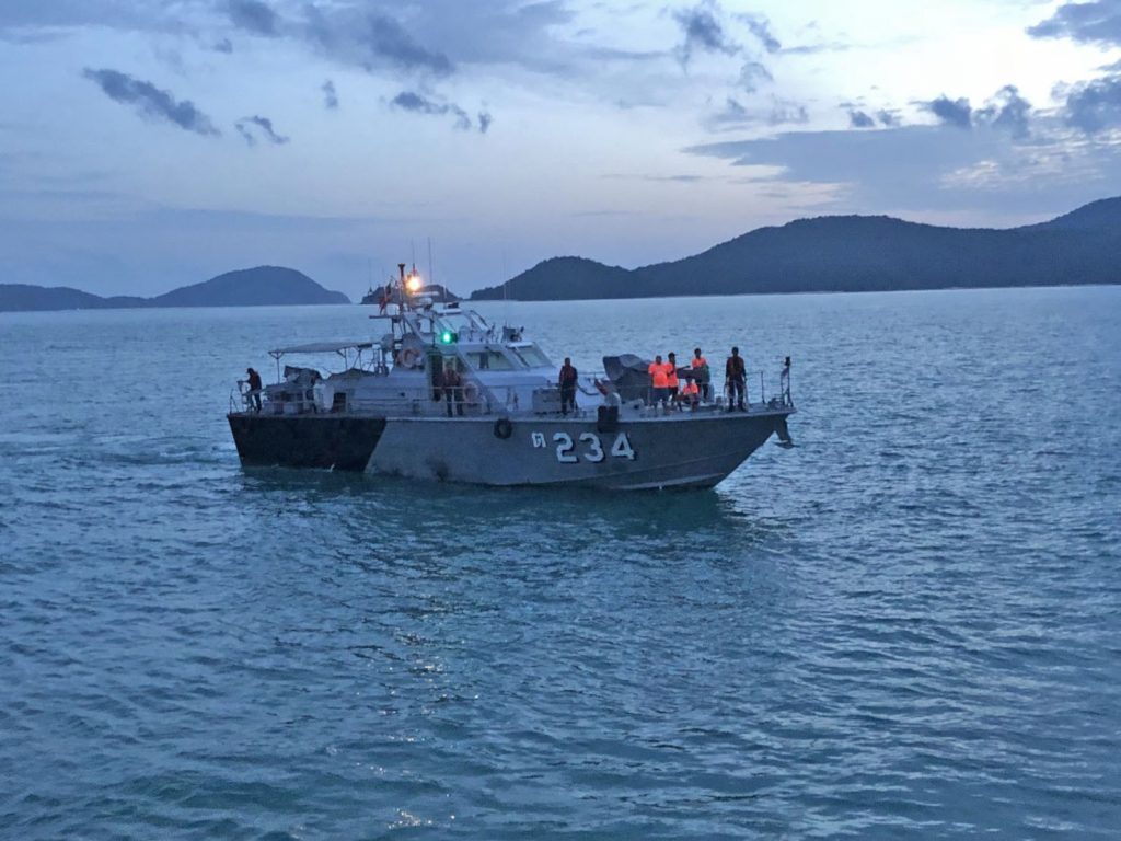 Body of missing fisherman found, following July 5 Phuket storm | News by Thaiger