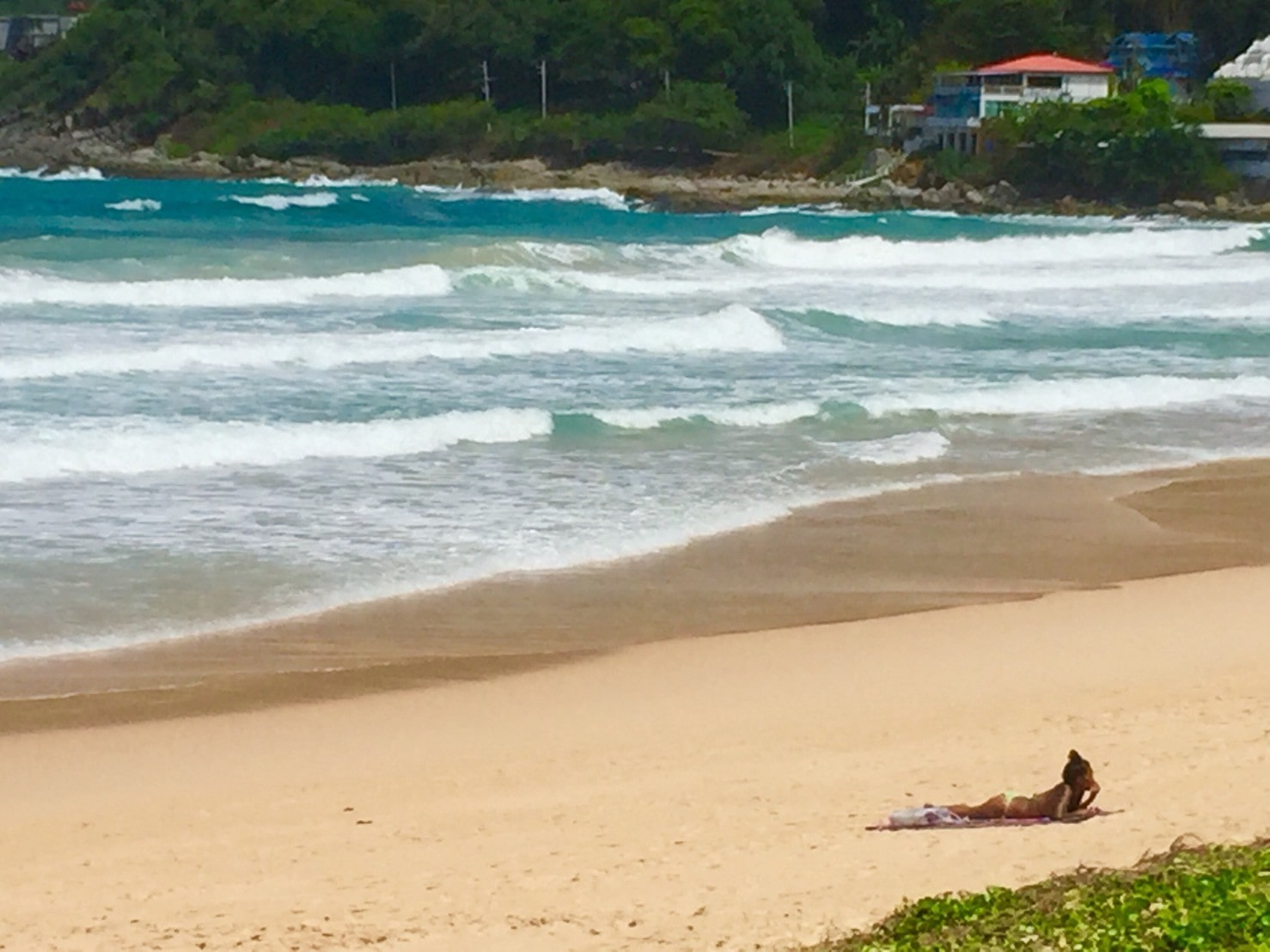 Should Phuket's beaches be closed until the crocodile is captured? | The Thaiger