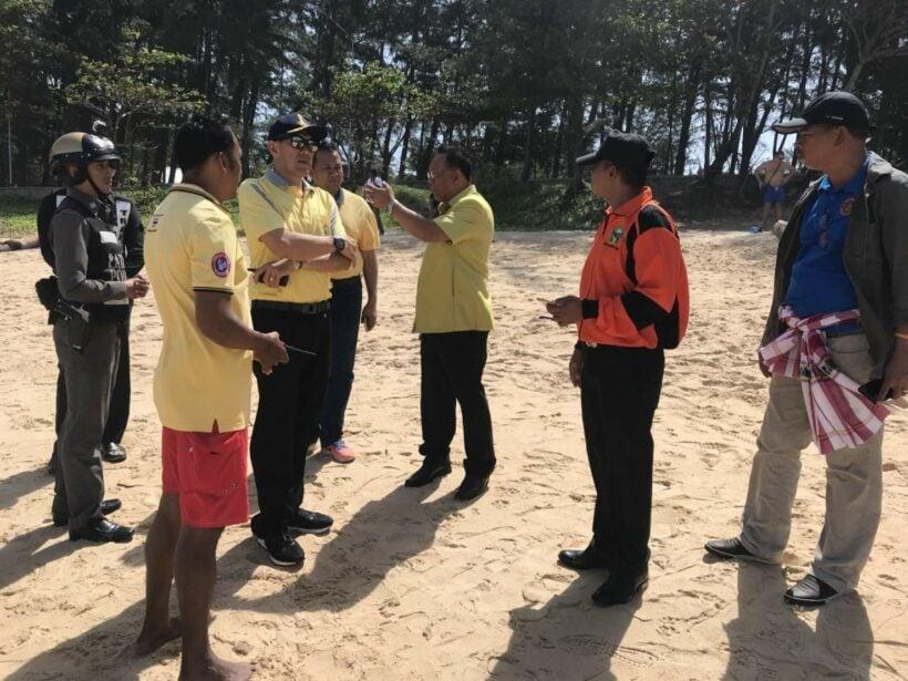 Rawai Mayor confirms 3 metre crocodile off Nai Harn beach | The Thaiger
