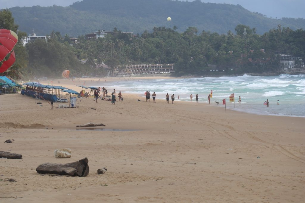 Search continues for missing Indian tourist at Karon Beach | News by Thaiger