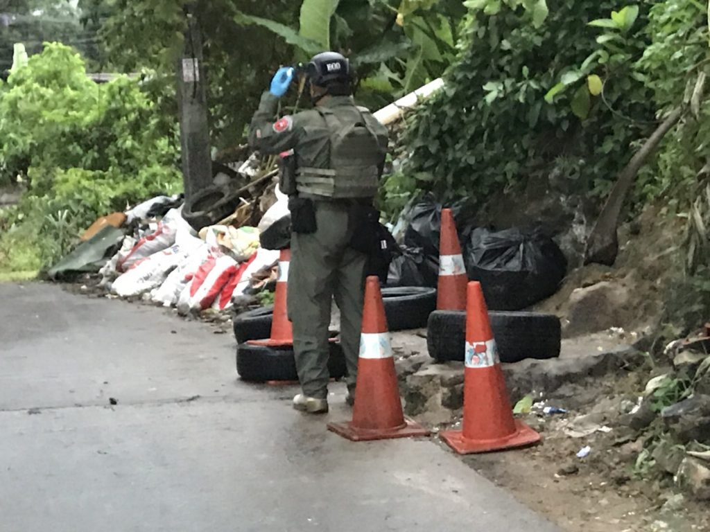 Live hand grenade found in Phuket | News by Thaiger