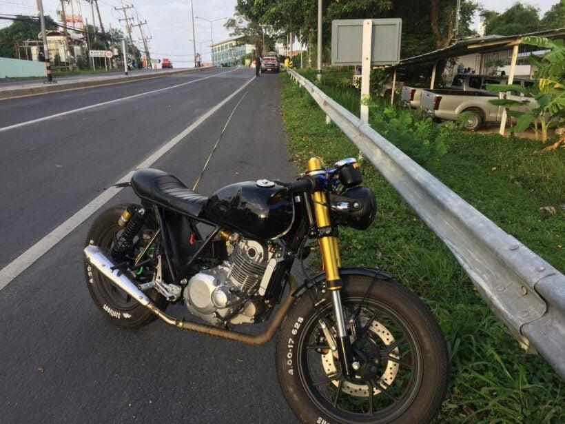 Belgian motorcyclist found dead on Wiset Road, Rawai   The Thaiger