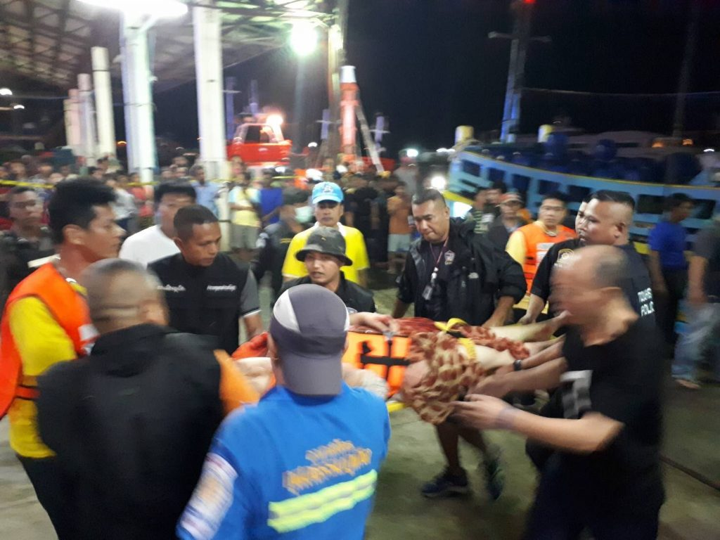 Carnage off the coast of Phuket | News by The Thaiger