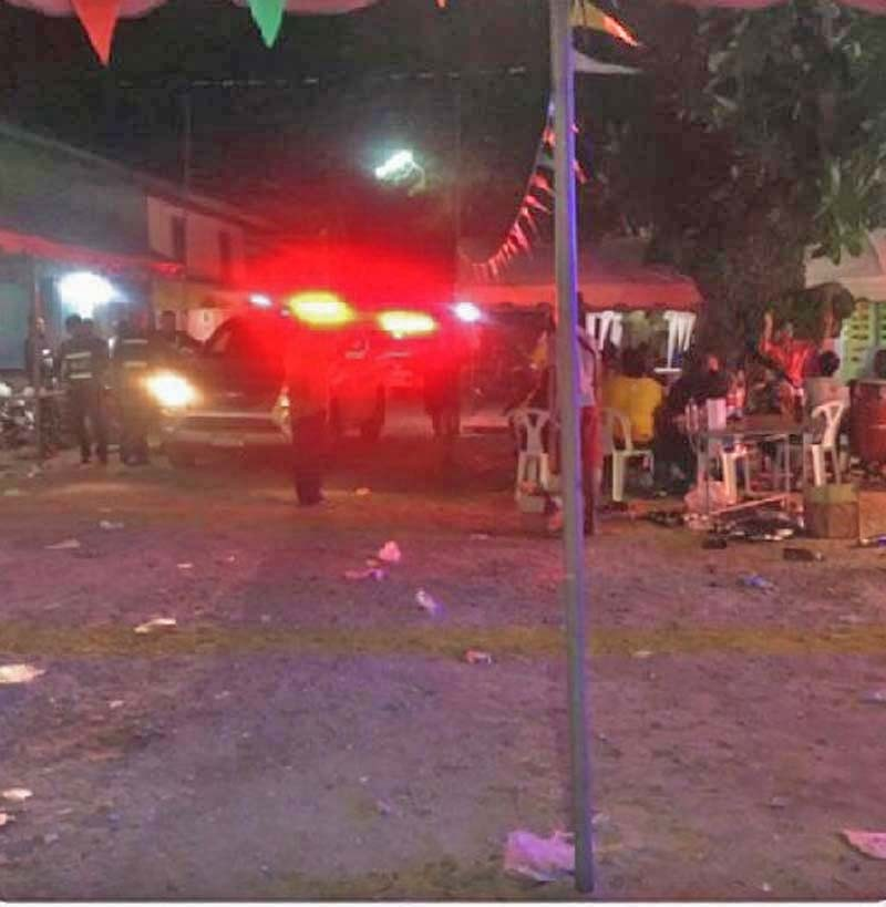 Three injured in Phuket wedding party fight | The Thaiger