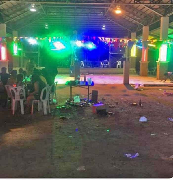 Three injured in Phuket wedding party fight | News by The Thaiger