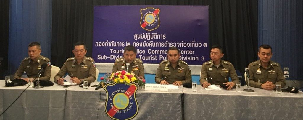 Thais, Chinese and Burmese arrested over Phuket's 13 million baht 'call centre' gang | News by Thaiger