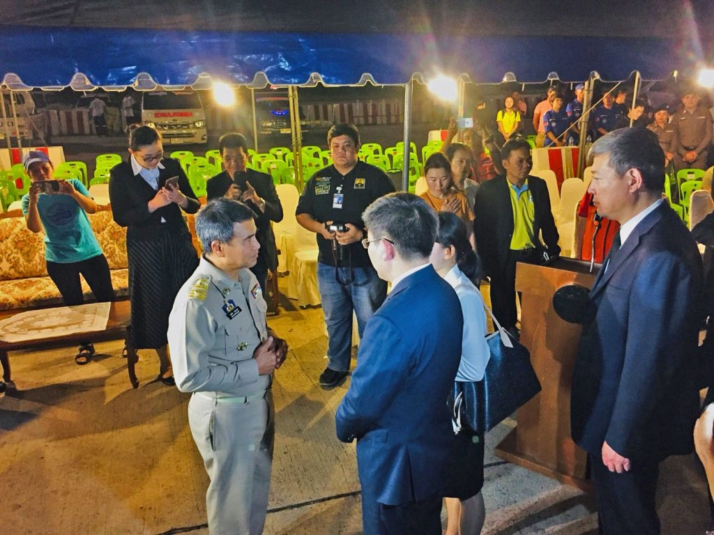 Last body from the Phuket boat disaster recovered | News by Thaiger