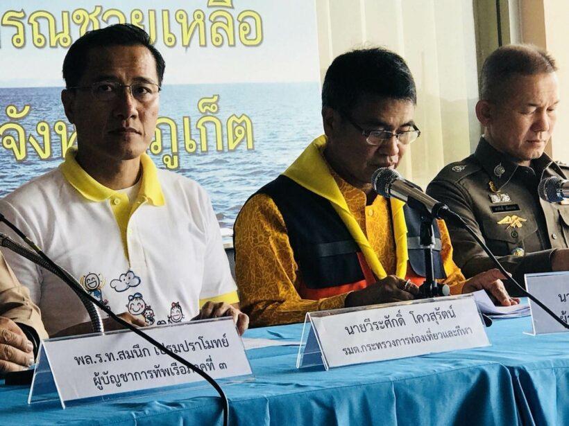 Phuket: 42 found dead, 14 still missing – 13 were children | The Thaiger