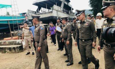 Thai owner of 'Phoenix' now in custody   The Thaiger