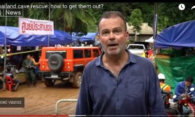 """Chiang Rai: """"How to get them out"""" – Jonathan Miller reports 