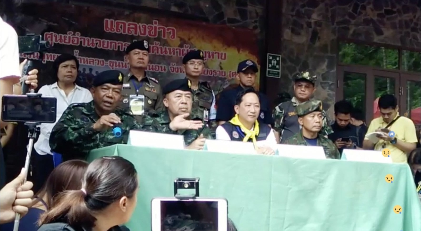 Chiang Rai: Former Thai Navy SEAL dies during rescue | The Thaiger