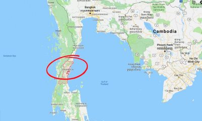 Chumpon: Policeman shot dead by pick-up driver   The Thaiger