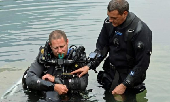 The team were 'heavily sedated' – Australian diver   The Thaiger