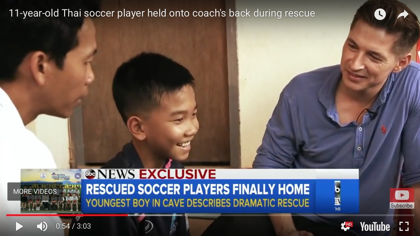 Thai officials slam foreign media for interviewing Mu Pa boys | The Thaiger