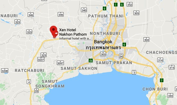 Driver drops dead at petrol station in Nakhon Pathom | News by Thaiger