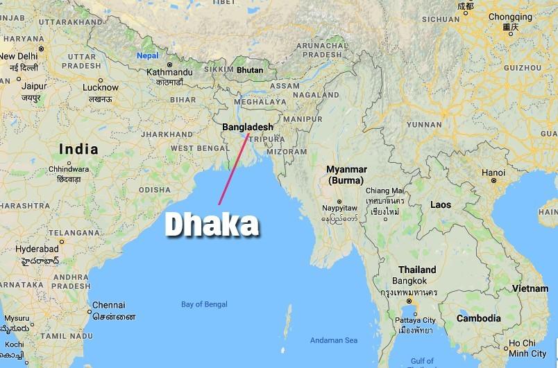 Thai Airways Boeing 777 in emergency landing in Dhaka   News by Thaiger