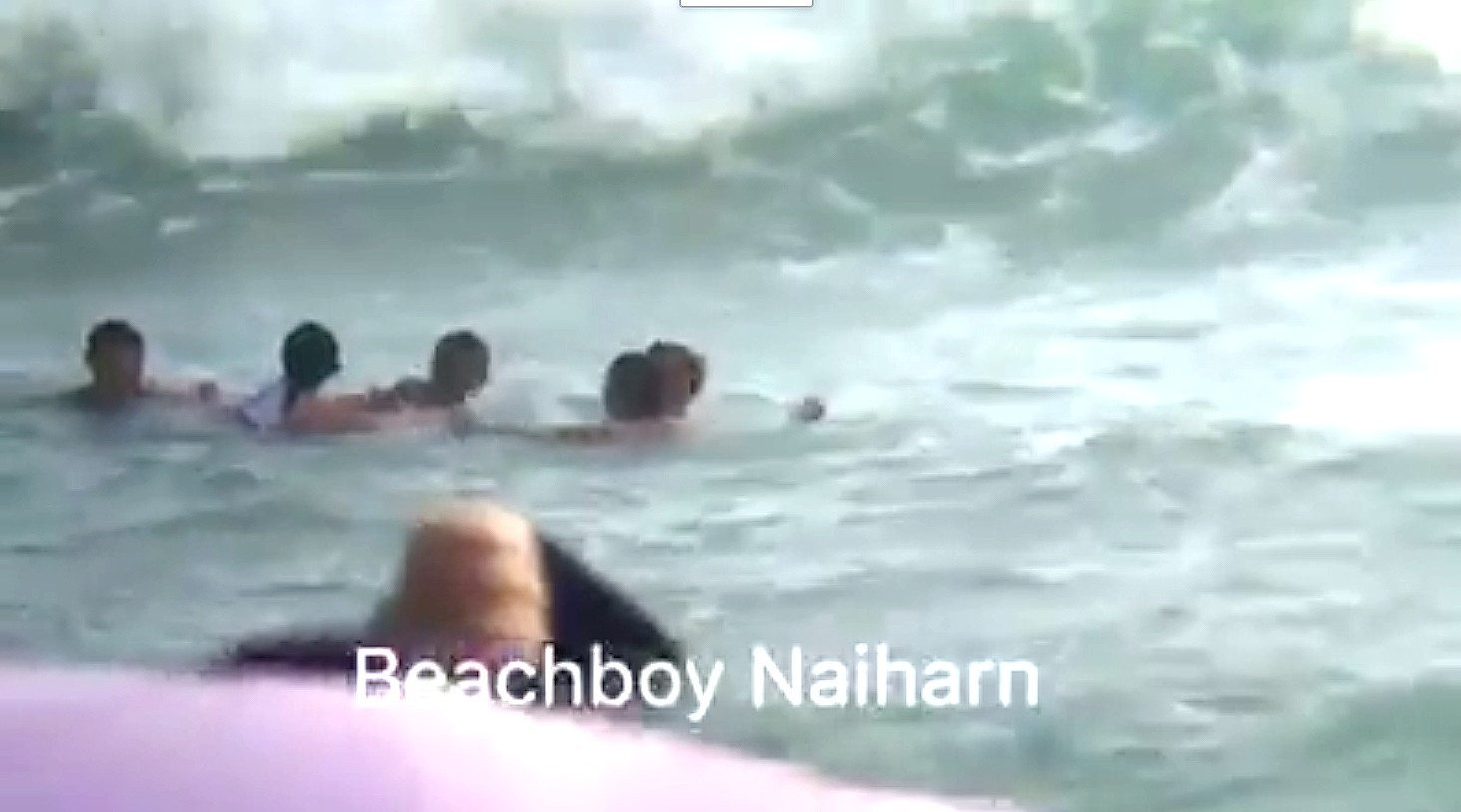 Chinese teenager rescued from Nai Harn surf | The Thaiger