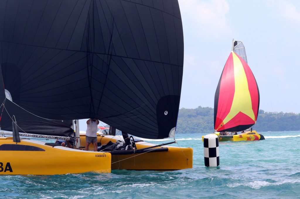 Tenth Multihull Solutions Regatta gets underway   News by Thaiger