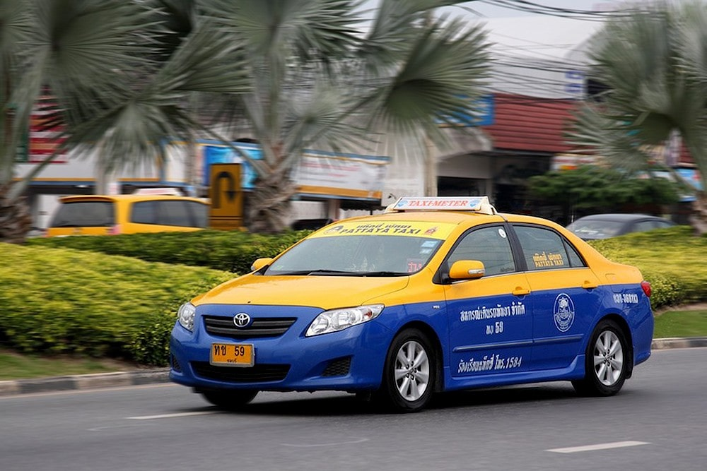 Pattaya taxis demanding 100 baht flag fall – three times more than Bangkok | The Thaiger