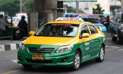 Pattaya: South Korean reports taxi driver stealing valuables worth 100,000 baht | The Thaiger