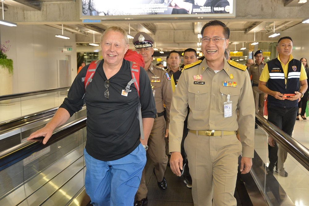 """Phuket boat accident """"marginally affects tourism"""" – Tourism Minister 